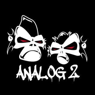 Analog 2 Show 34 - The Throw Back Show