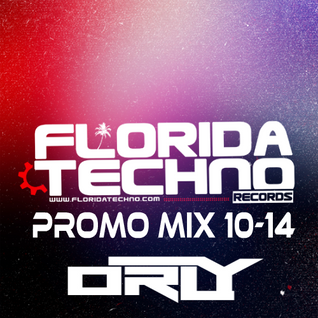 FL TECHNO ORLY Promo Mix 10.14