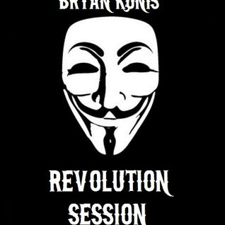 Bryan Konis - Revolution Session 58 - 28/10/2012