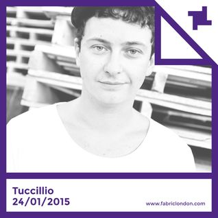 Tuccillo - fabric x Danse Club Records Mix (Jan 2015)