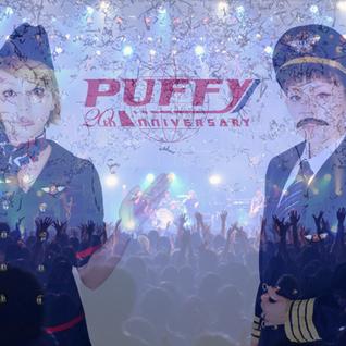01PUFFY 20TH ANNIVERSARY PUFFY TOURISTS SHA DE IKU PUFFYTOURS EPISODE