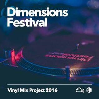 Dimensions Vinyl Mix Project 2016