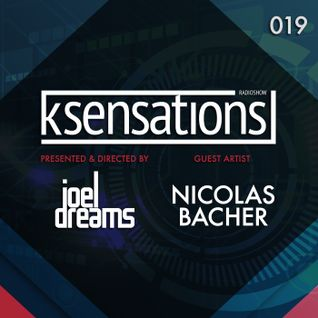 K-Sensations 019 | Guest Artist: Nicolas Bacher