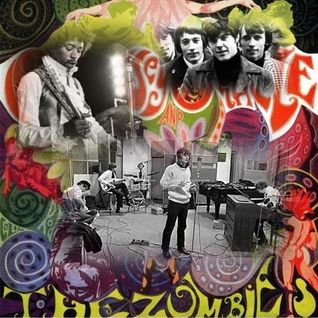 THE ZOMBIES, JIMI HENDRIX, THE BEE GEES introduced by Brian Matthew TOTP 17 November 1967