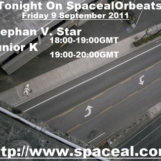 Stephan V.Star goes Inorbeat 9-9-11