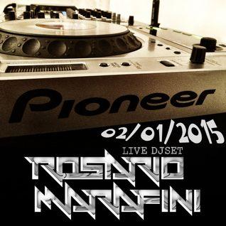 Live DJ Set 02-01-2015 by Rosario Marafini DeeJay