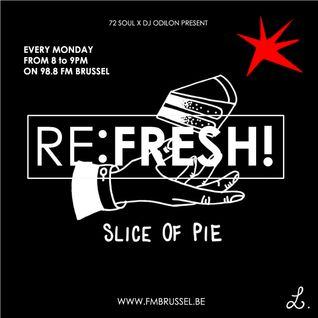 RE:FRESH! Radioshow w/ Slice of Pie X Boom Bap Grime Mix
