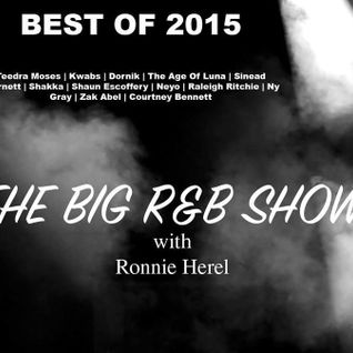 #†heBIGRnBShow - XXXL Pull Up! Best of 2015 Pt II (Jan 4th 2016)