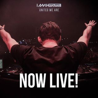 Hardwell - I Am Hardwell - United We Are (Final Show) - 27.08.2016 (Exclusive Free)
