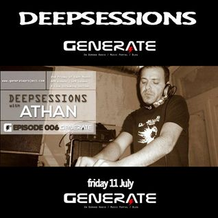 Deepsessions - July 2014 @ Generate