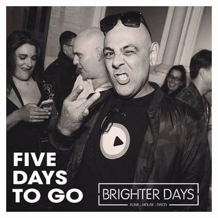 Brad France - Brighter Days Preview Mix October 16