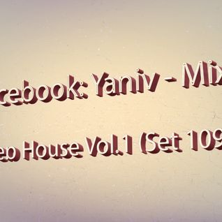 DJ Yaniv Ram - Deep House Vol.1 (SET109)