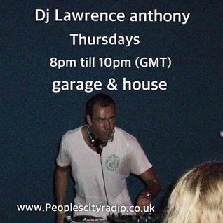 dj lawrence anthony pcr radio 25/08/16