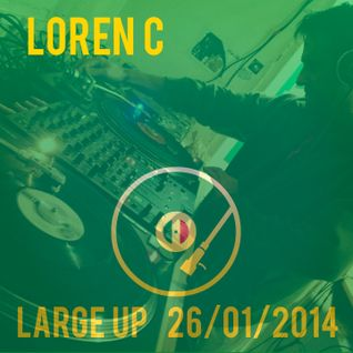 Large Up Loren C Reggae Anthologie
