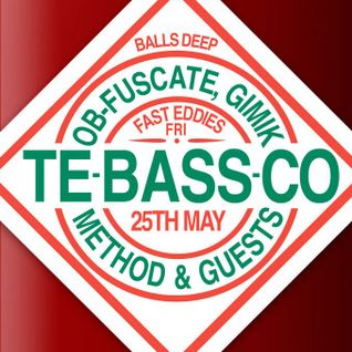 Ob Fuscate Drops Te-Bass-Co Promo