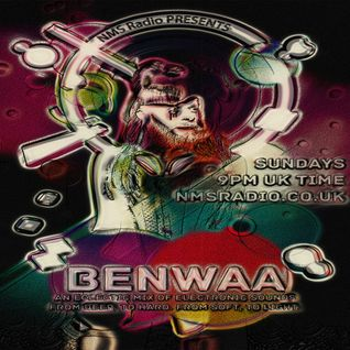 Benwaa - Eclectic Electronic Sunday On NMSRadio 12 July 2015 (WAV Download)