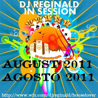 Dj Reginald - Session Agosto 2011
