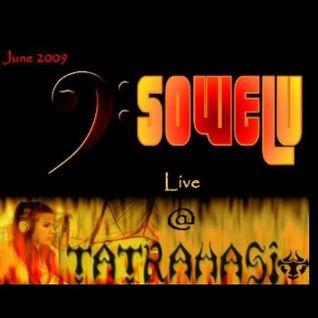 Live @ Tatrahasi - Taos, NM June 2009