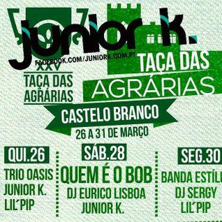 JUNIOR K. @ Live Taça da Agrária 2015 (C.Branco) 28.03.15