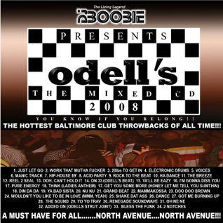"""DJ BOOBIE """"THE O'DELLS TRACK"""""""
