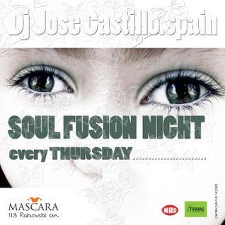 Mascara club, Sofia Febraury 2008