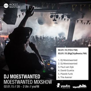 DJ Moestwanted on YouFM - 02.01.2015 - Part2