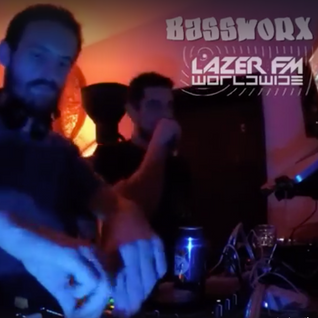 Loki Live on Bassworx Radio Show