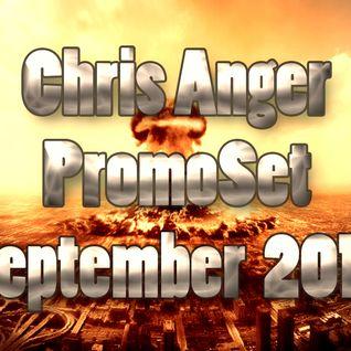 Chris Anger - Promoset September 2013