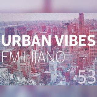 Emilijano - Urban Vibes 053 (January 2016) [DI.FM]