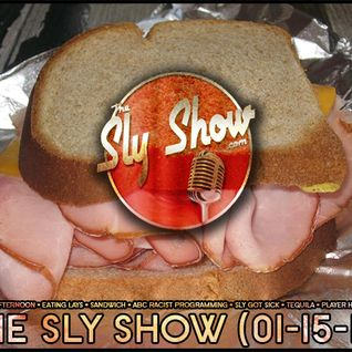 THE SLY SHOW ( 01-15-15) Eating Lays Chips, Asian Kids on Public Transportation (TheSlyShow.com)