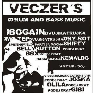 Ibogain MoreBeat b2b Dry-rot live @ Malcovna_Veczer_2012