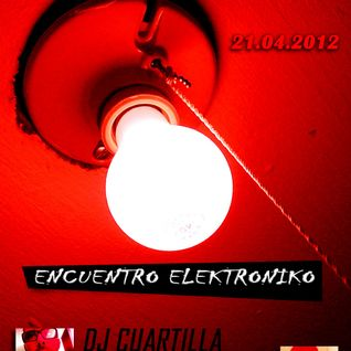 DJ Cuartilla & JoseVM @ Rouge Bar (BCN) 21 Abr 2012