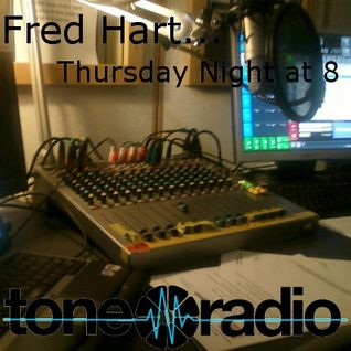 Fred Hart On Tone Radio (22/03/2012)