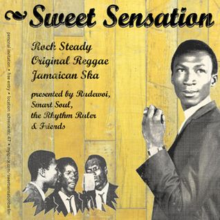 My selection for Sweet Sensation in June