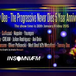 Napalm - The Progressive Never Dies (Insomnia fm)