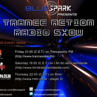 Dj Bluespark - Trance Action #225