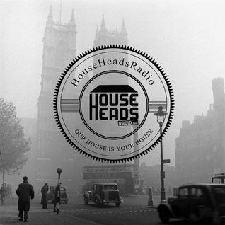 HouseHeadsRadio Sept 25th 2016
