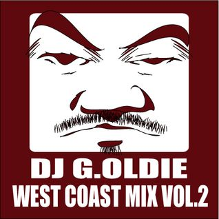 DJ G.Oldie WEST COAST MIX VOL.2