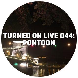 Turned On Live 044: Pontoon, Budapest