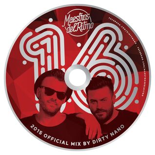 Maestros Del Ritmo vol 16 - 2015 Official Mix by Dirty Nano