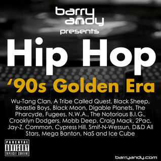 Hip Hop '90s Golden Era - Wu-Tang Clan, A Tribe Called Quest, Black Sheep, Beastie Boys, Black Moon