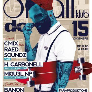 Banon @ Small Klub (Diciembre 2012)