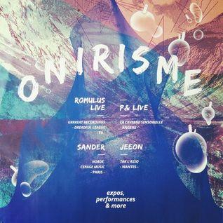 """Live @ """"Onirisme"""" (TAK) Nantes 26-02-2016"""