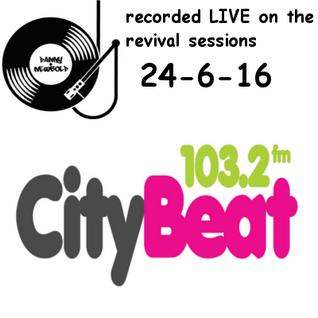 Revival sessions LIVE mini mix  24-6-16