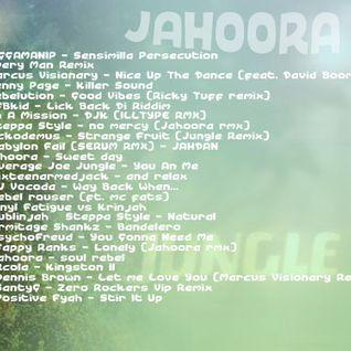 Jahoora - dirty jungle