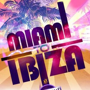 Miami to Ibiza Essential DJ mix of 2012