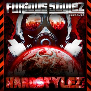 Furious Stylez Presents - Hardstylez Vol. 1