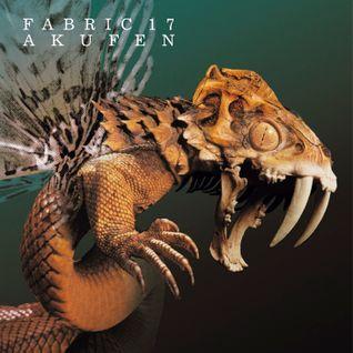 fabric 17: Akufen 30 Min Radio Mix