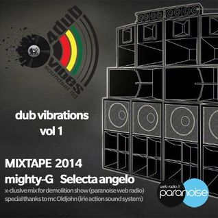 4DUBVIBES-Dub Vibrations vol.1