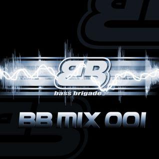 BASS BRIGADE - BBMIX001